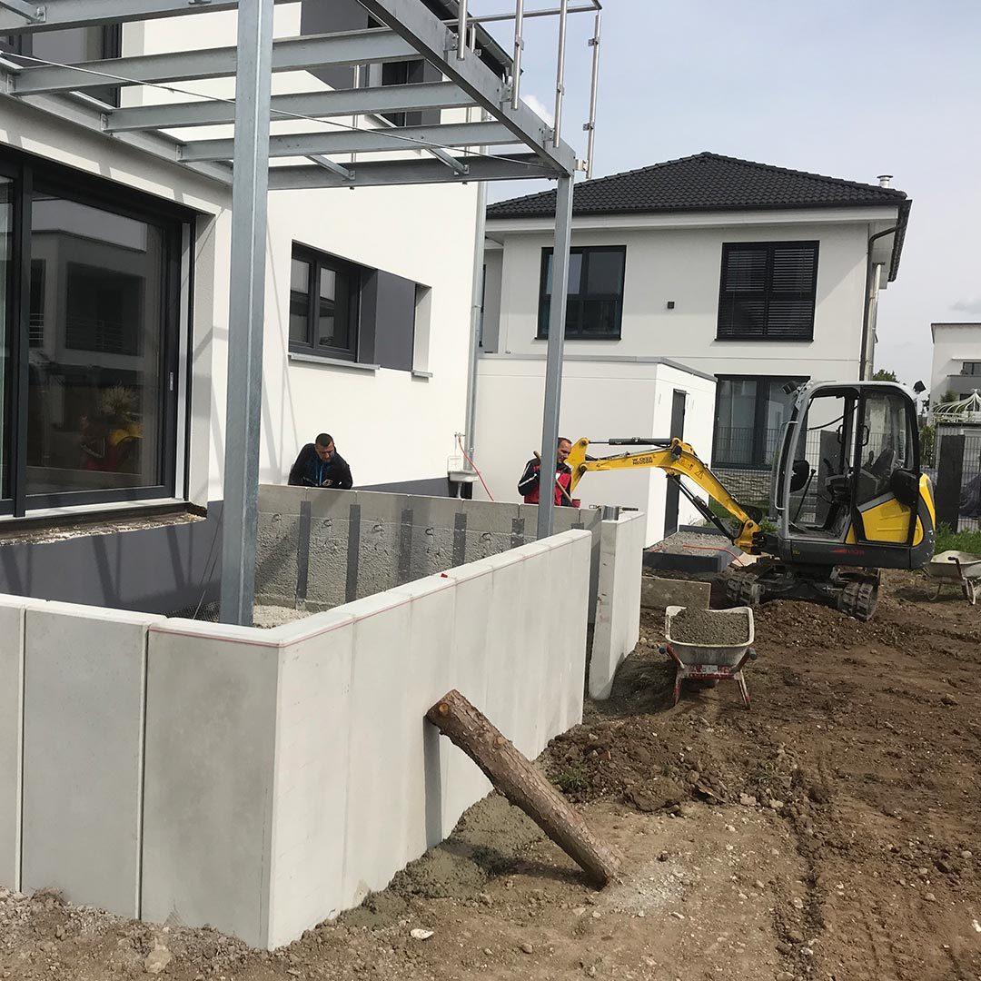 Anbau Umbau Bruchsal Bauservice Sanierung Hafizovic